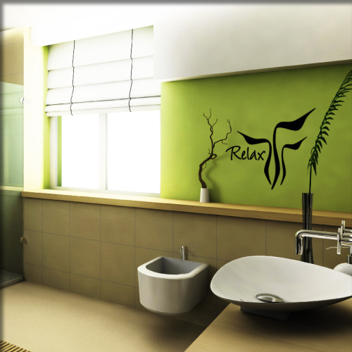 bad wc wandsticker wandmotive wandtattoos. Black Bedroom Furniture Sets. Home Design Ideas